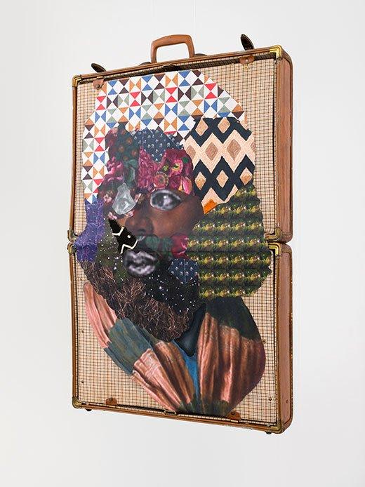 David Shrobe, Suitcased Brown