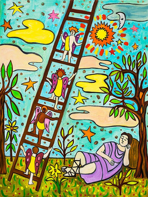 Susan Bee, Jacob's Ladder