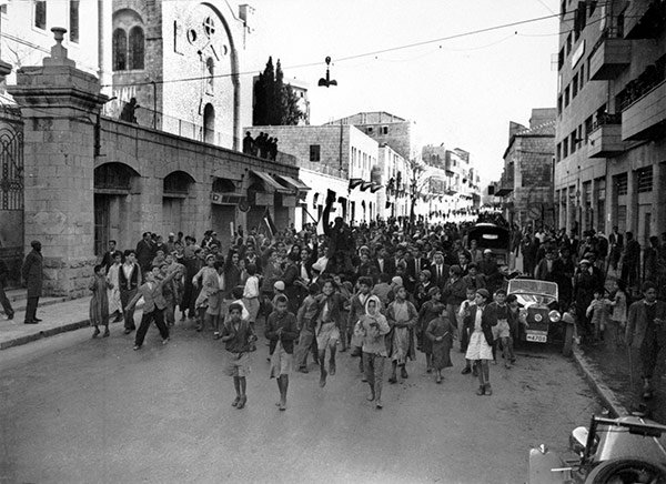 Marching Against Partition Plan