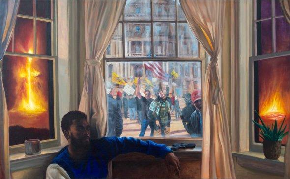 Mario Moore, American Windows